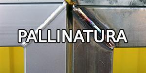 pallinatura metallo